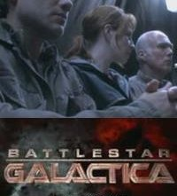La locandina di Battlestar Galactica: The Resistance