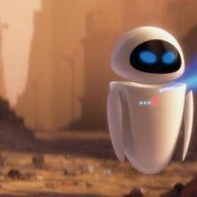 Un'immagine tratta dal film Wall-E, realizzato dagli studios Pixar