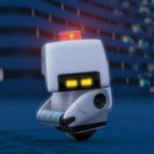 Un'immagine tratta da Wall-E, nuovo cartoon della Pixar