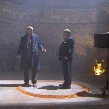 Ivano Marescotti in una scena del film Italian Dream