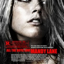 All the Boys Love Mandy Lane: una locandina
