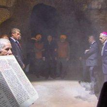 Una scena ambientata nei sotterranei tratta dal film Italian Dream