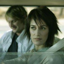 Tina Illman in una scena del film Reeker