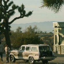 Una scena del film Reeker