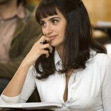 La studentessa Penelope Cruz in una scena del film Elegy