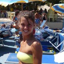 Eliana Giua nell'estate del 2007