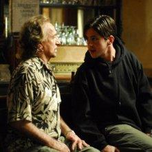 Ben Kingsley e Josh Peck in una sequenza di The Wackness