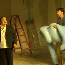 Conchata Ferrell e Scott Prendergast in una scena di Kabluey