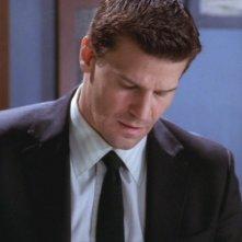 David Boreanaz nei panni di Seeley Booth nella serie 'Bones', episodio: 'Condannato a morte'