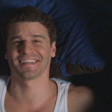David Boreanaz nei panni di Seeley Booth nella serie 'Bones', episodio: Il più bel regalo di Natale
