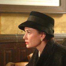 Demi Moore in una sequenza del film Un colpo perfetto