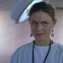 Emily Deschanel nel ruolo di Temperance nell'episodio 'Dopo Katrina' della serie 'Bones'