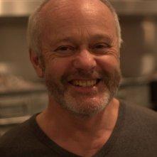 Il regista Michael Radford sul set del film Un colpo perfetto