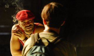 Method Man in una scena di The Wackness
