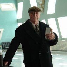 Michael Caine in una scena del film Un colpo perfetto