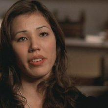 Michaela Conlin interpreta Angela nella serie 'Bones', nell'episodio dal titolo: Enigmi