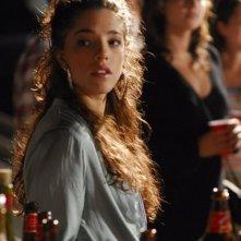 Olivia Thirlby in una sequenza del film The Wackness