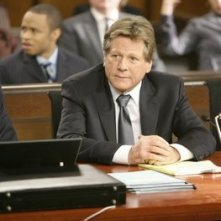 Ryan O'Neal nel ruolo di Max Keenan nell'episodio 'The Verdict in the story' nella serie tv 'Bones'