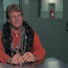 Ryan O'Neal nel ruolo di Max Keenan nella serie 'Bones', episodio: The Santa in the Slush