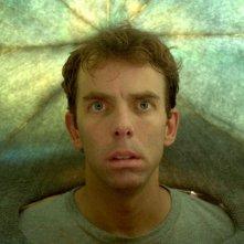 Scott Prendergast in una scena del film Kabluey