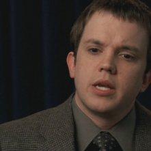 Eric Millegan intepreta Zack nell'episodio 'Manomissione di prove' della serie 'Bones'