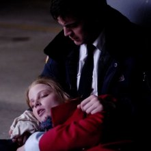 Wes Bentley e Rachel Nichols in una scena del film -2 Livello del terrore (P2)