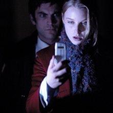 Wes Bentley e Rachel Nichols in una scena di -2 Livello del terrore (P2)