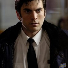 Wes Bentley in una sequenza del film -2 Livello del terrore (P2)