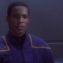 Anthony Montgomery nel ruolo di Travis Mayweather nella serie tv 'Enterprise', episodio: I figli dello spazio