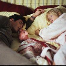 Brendan Hines e Malin Akerman in una sequenza di Io, lei e Babydog