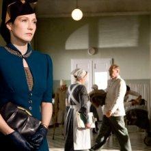 Carice van Houten in una scena di Valkyrie
