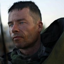 Guy Pearce in una scena del film The Hurt Locker di Kathryn Bigelow