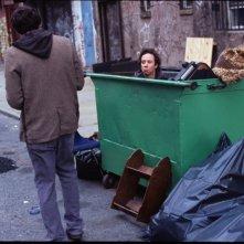 Kevin Sussman in una scena di Io, lei e Babydog