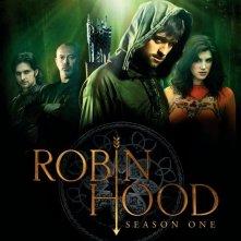 La locandina di Robin Hood