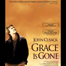 La locandina italiana di Grace Is Gone