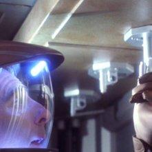 Scott Bakula interpreta il Capitano Archer nella serie 'Enterprise', episodio: Vincere la paura