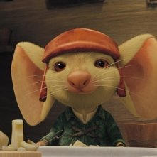 Un'immagine del film The Tale of Despereaux