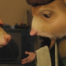 Un'immagine del film The Tale of Despereaux prodotto dalla Universal
