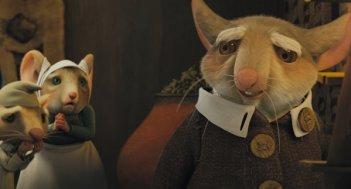 Una scena del film d'animazione The Tale of Despereaux