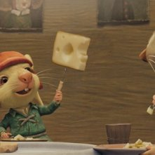 Una scena del film The Tale of Despereaux