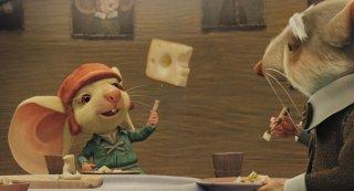 Una scena del film The Tale of Despereaux