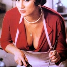 Una sexy Serena Grandi in una scena del film Miranda