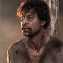 Alessandro Di Natale è Giordano Bruno nel film Caravaggio.