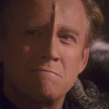 Bruce Davison nel ruolo di Menos nell'episodio 'Il settimo' della serie tv 'Enterprise'