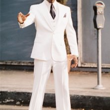Eddie Murphy in una scena del film Piacere Dave