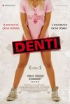 La locandina italiana di Denti