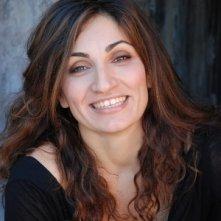 L'attrice Paola Lavini