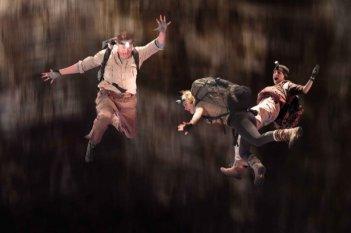 Una scena del film Journey to the Center of the Earth 3D diretto da Eric Brevig