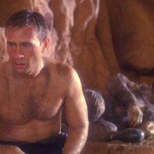 Connor Trinneer e sullo sfondo Gregg Henry nell'episodio 'Il mio nemico' della serie tv 'Enterprise'
