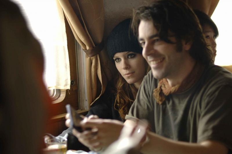 Kate Mara Ed Eduardo Noriega In Una Scena Di Transsiberian 81491